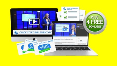 Sms Squeeze System! Text Your Profits 10x Over Email - Youtube.
