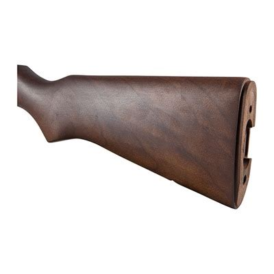 Springfield Stock Set Fixed Wood Stock Set Fixed Brown .