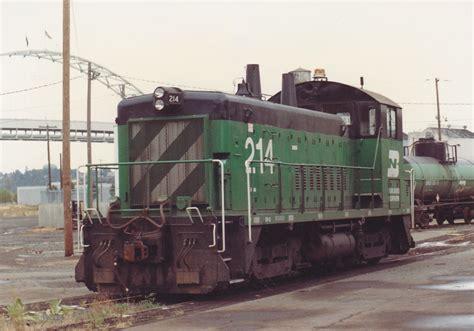 SW12 Locomotive