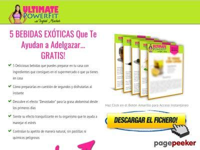 [click]sacale Jugo A Tu Vida   Ultimate Power Fit With Ingrid Macher.