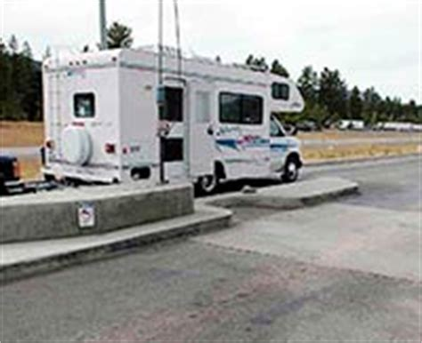 Safety Rest Areas - Rv Dump Stations Wsdot.