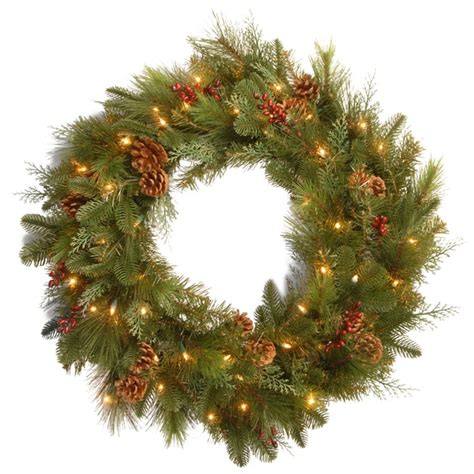 Sale  36-Inch Decorative Collection Home Spun Wreath .