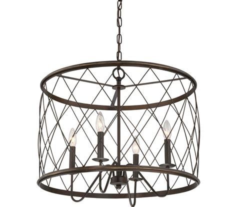 Sale  Dury With Century Silver Leaf Finish 4-Light .