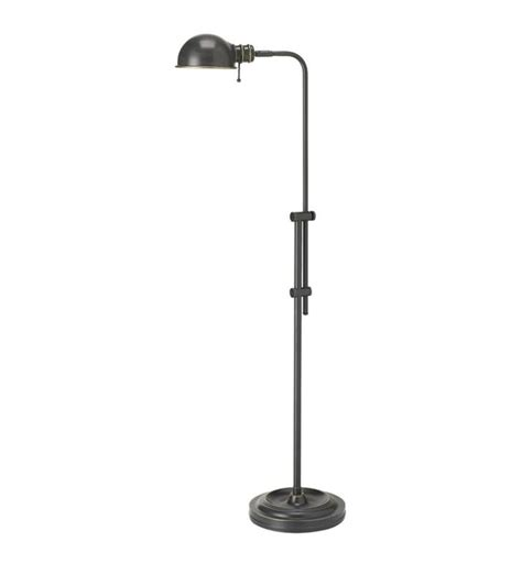 Sale  Metal Function 1-Light Madison Bronze Floor Lamp .