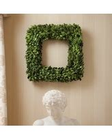 Sale Alert Square Wreaths  Bhg Com Shop.