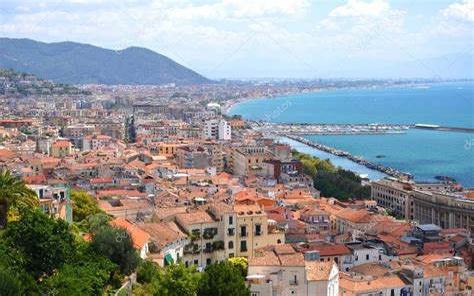 Salerno Italy Landscape