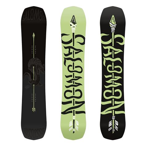 Salomon Group Ski Board Snow