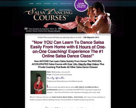 [click]salsa Dancing Courses Tm  Hot Seller  33 24 Sale  8  .