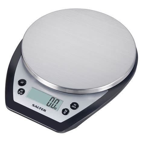 Salter Digital Kitchen Scales Electronic Food Scale .