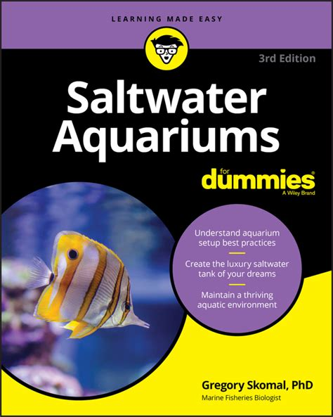 [pdf] Saltwater Aquariums For Dummies - Venturepublishing Us.