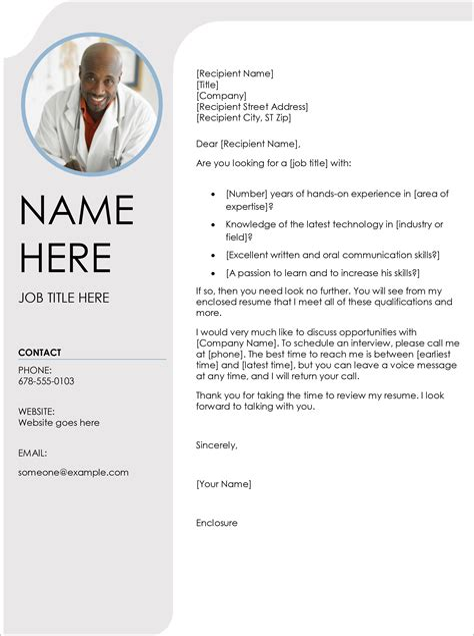 How To Write Cover Letter For Restaurant Job | Sample Resume ...