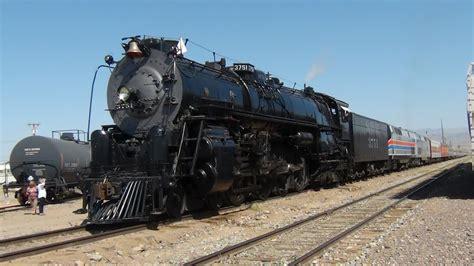 Santa Fe Railroad Steam Locomotives