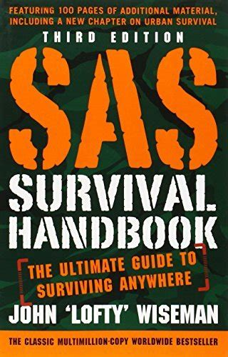 [pdf] Sas Survival Handbook Third Edition The Ultimate Guide To .