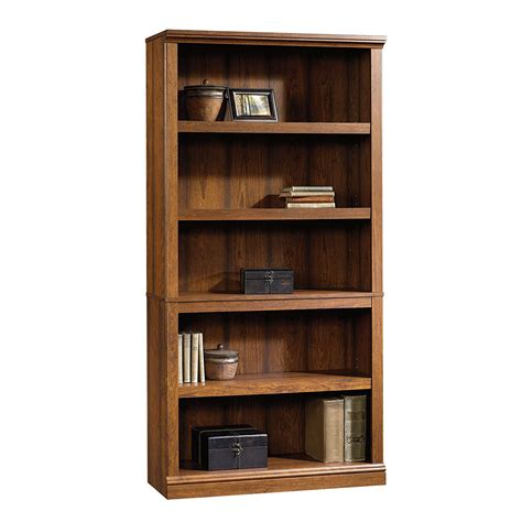 Sauder Black Bookcase Bookcases For Sale  Ebay.