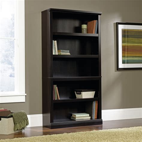 Sauder Furniture In Estate Black Finish - Sauder Woodworking.