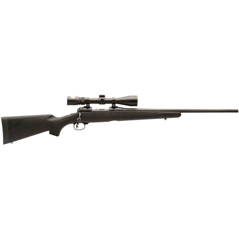 Savage Arms 11 Trophy Hunter Xp Youth Rifle 243 Win 20in .