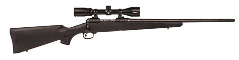 Savage Arms Deliver Quality With 11 Doa Hunter Xp Scoped Rifle.