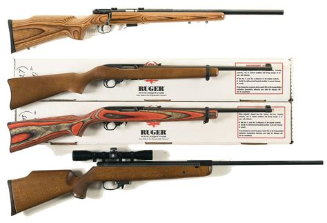Savage Rifles Semi-Auto Bolt-Action And Lever-Action .