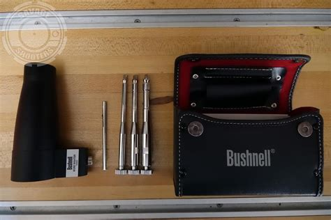 Savage Shooters - Bushnell Professional Bore Sighter.
