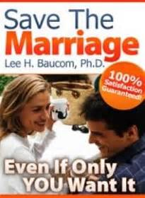 Save The Marriage System By Lee Baucom.