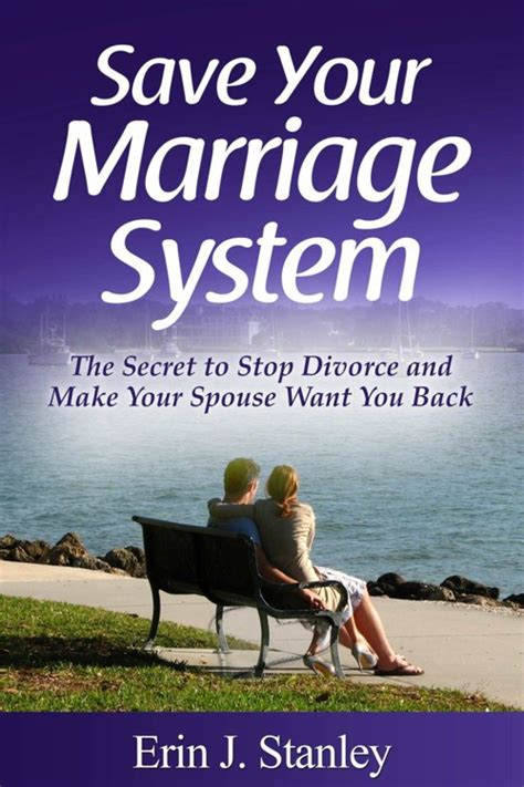Save Your Marriage System: The Secret To Stop - Walmart.com.