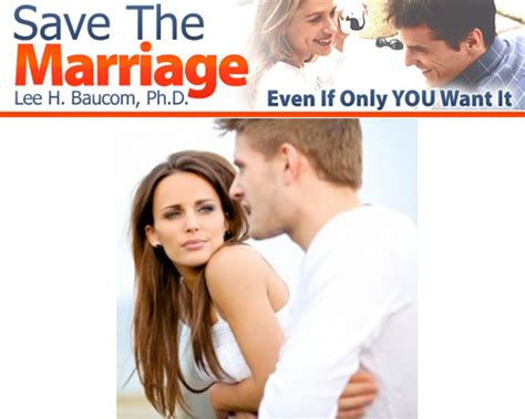 Save The Marriage System Reviews - How To Save A Marriage On.