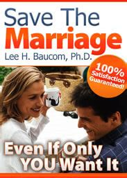 Save The Marriage By Dr. Lee Baucom Review: Legit Or Scam? Full.