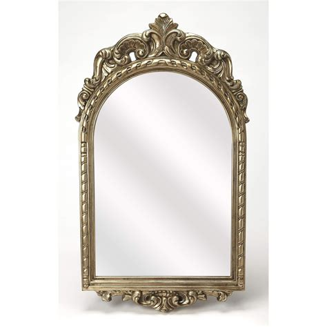 Savings On Butler Specialty Ophelia Champagne Wall Mirror .