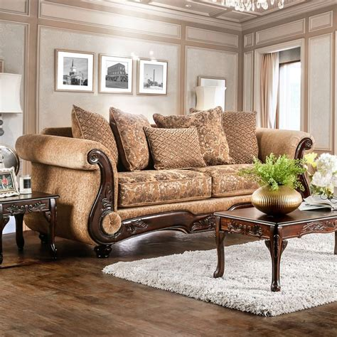 Savings On Furniture Of America Daria Traditional Style .