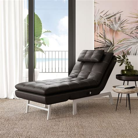 Savings On Relax-A-Lounger Titan Faux Leather Convertible .