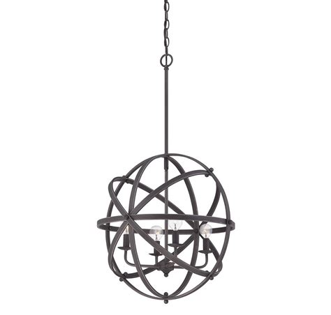 Savoy House Savoy House Dias Orb Pendant English Bronze .