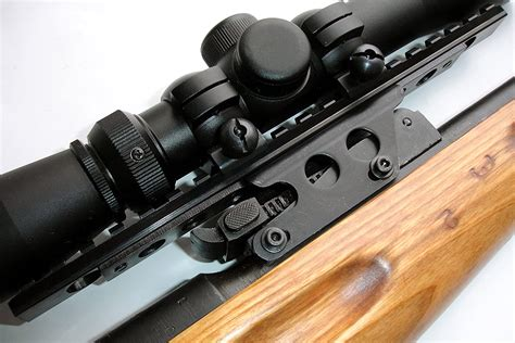 Scope Mount - Mountsplus Com.