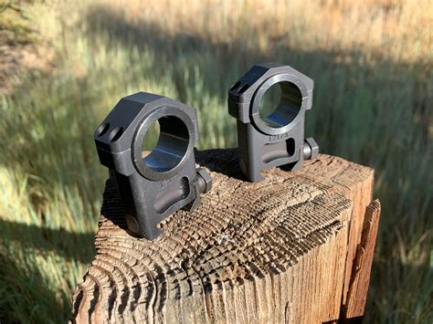 Scope Rings - Badger Ordnance.