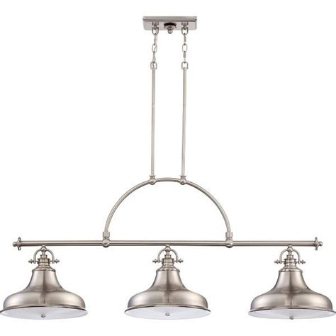 Score Big Savings Eden 3-Light Kitchen Island Pendant .