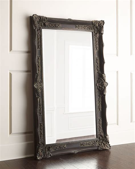 Score Big Savings On Resin Framed Decorative Mirror White.