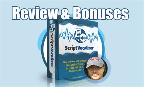 Script Vocalizer Review Demo - Text-To-Speech Audio Creation.