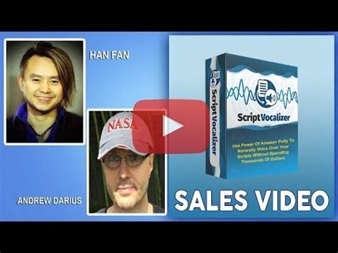[click]scriptvocalizer Demo Video - Get Best Bonus And Review .