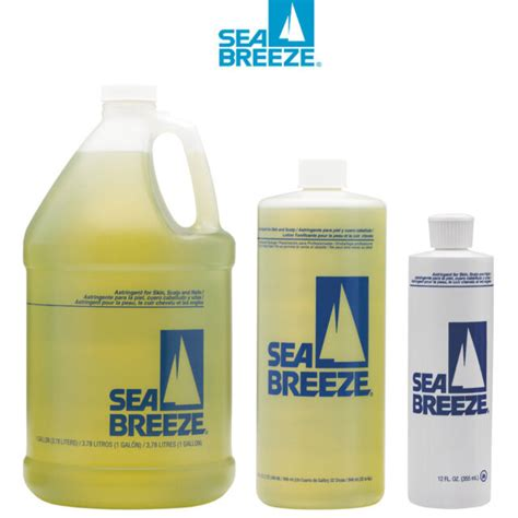 Sea Breeze Sea Breeze Astringent For Skin And Scalp Gallon.