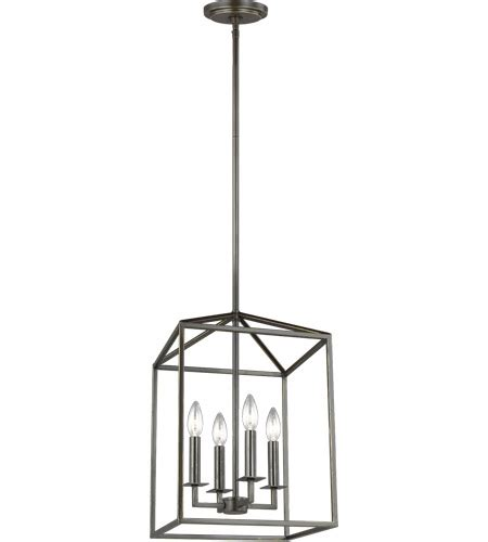 Sea Gull 5115004-782 Perryton 4 Light 16 Inch Heirloom .