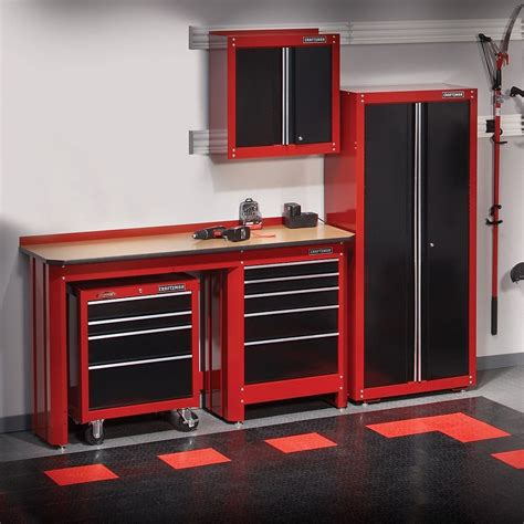 Sears Garage Organizing Systems