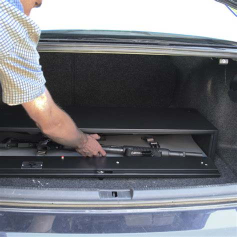 Secureit Tactical - Fast Box Model 40 - Vehicle Gun Safe .