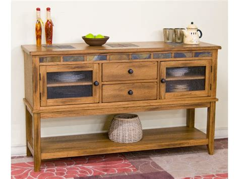 Sedona Server W 2 Drawers - Dining Room Furniture .