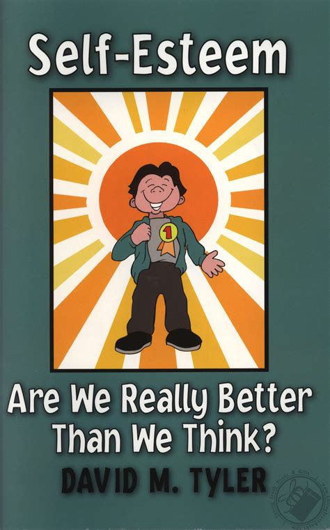 [pdf] Self-Esteem Are We Really Better Than We Think By David .