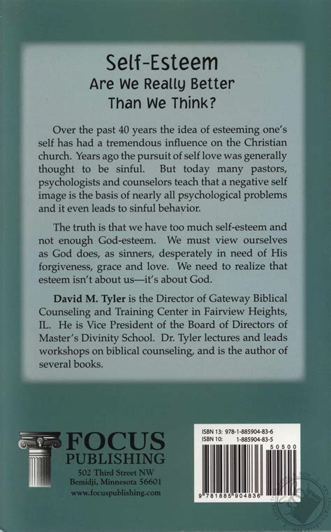 [pdf] Self-Esteem Are We Really Better Than We Think By David