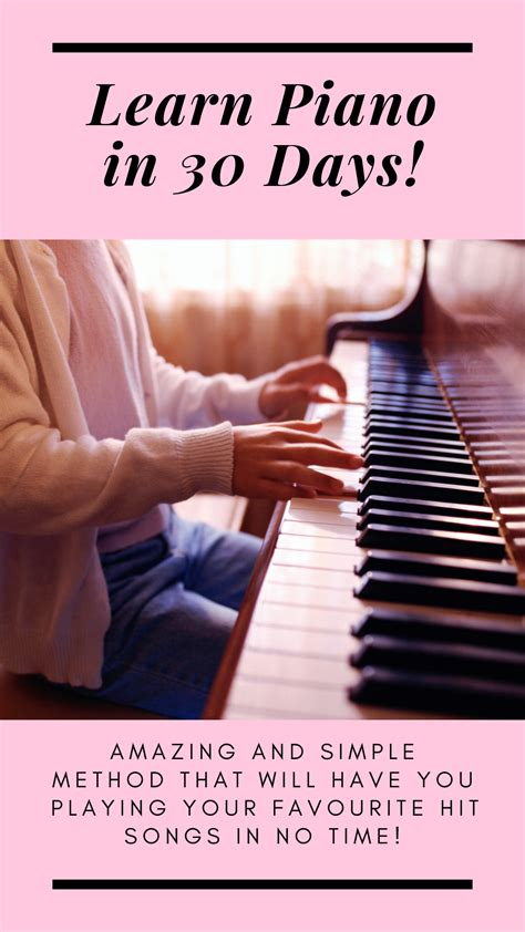 Sensible Play Piano In 30 Daysamazing Piano Lessons For You.