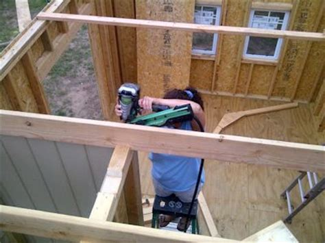 Shed Building Tools Needed - Shedking.
