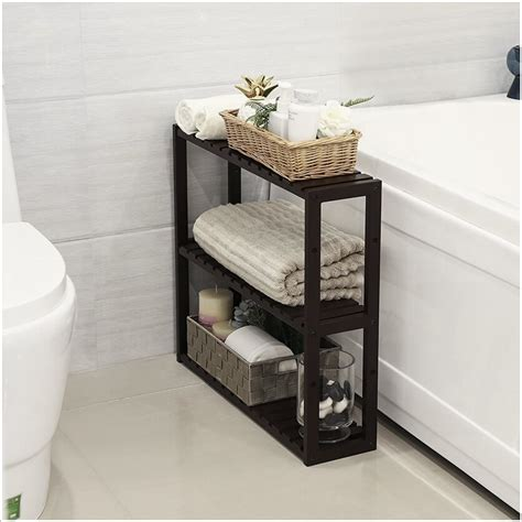 Shelf Unit For Bathroom