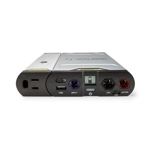 Sherpa 50 Power Pack With 110v Inverter  Goal Zero.