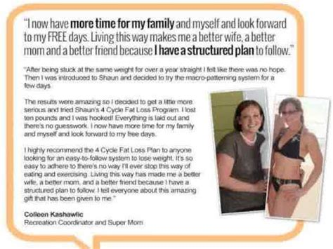 Shocking Truth Of Shaun Hadsall 4 Cycle Fat Loss Solution.
