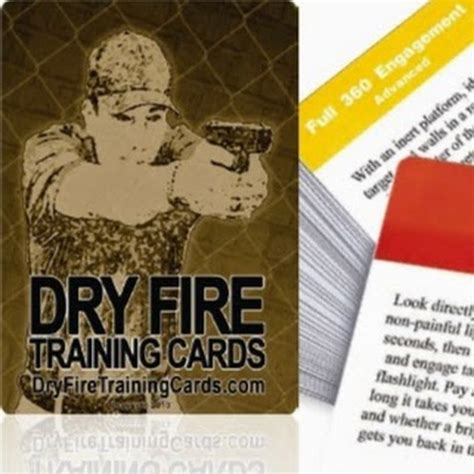 [click]shoot 2x Faster In The Next 21 Days - Dry Fire Training Cards.